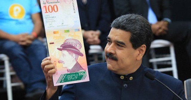 Maduro inflación