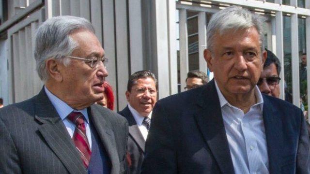 Manuel Bartlett PRI AMLO CFE