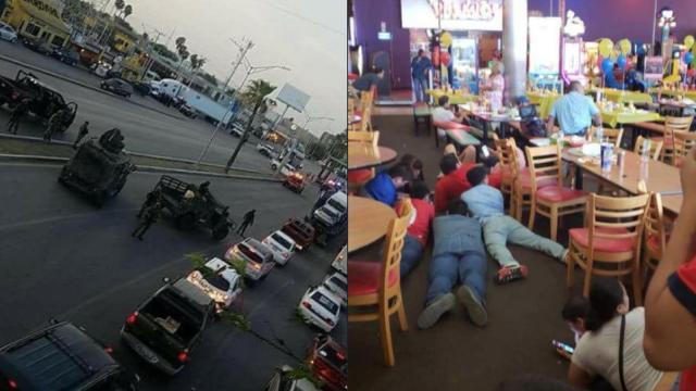 Balacera en Nuevo Laredo era contra agentes de PGR