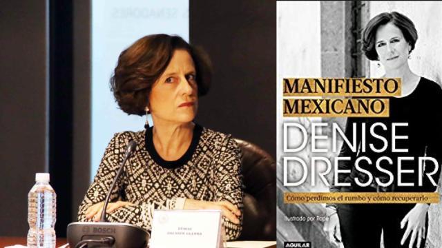 Manifiesto Mexicano, de Dresser, autoayuda contra AMLO