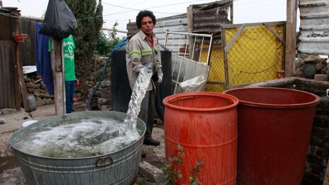 20 colonias de Iztapalapa y Coyoacán se quedan sin agua
