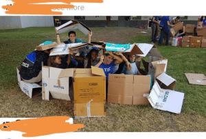 Tec de Monterrey Casas de Cartón Alumnos Sensibilidad Pobreza Hitec