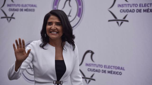 Alejandra Barrales, IECM, Claudia Sheinbaum