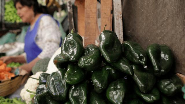 México busca impulsar chile poblano de Puebla