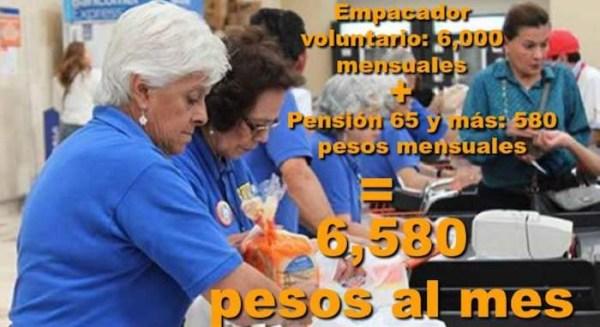 INAPAM anuncia posibilidades de empleo para adultos mayores
