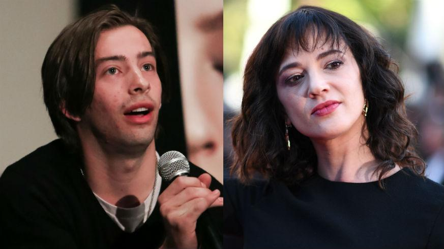 asia argento, jimmy bennet, me too