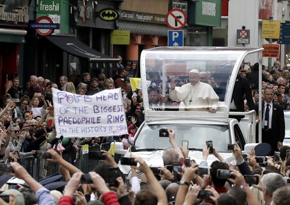 Papa Francisco, Vaticano, Irlanda