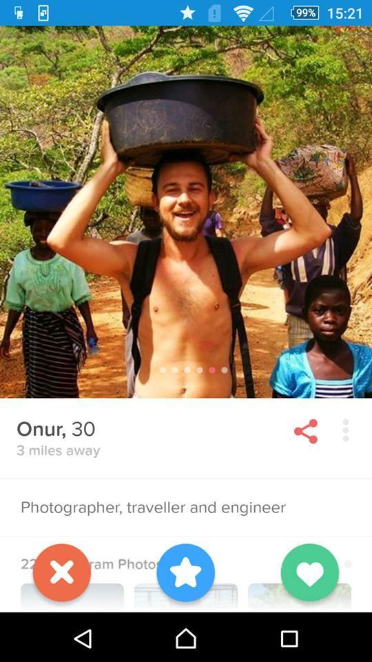 Humanitarians of Tinder Clasismo Africa Exotismo