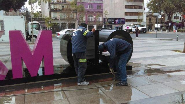 MArca CDMX dejará de ser logo institucional