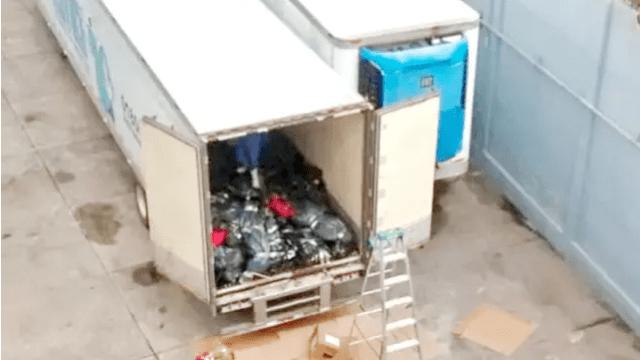 Qué ha pasado con los tráilers con cuerpos en Jalisco