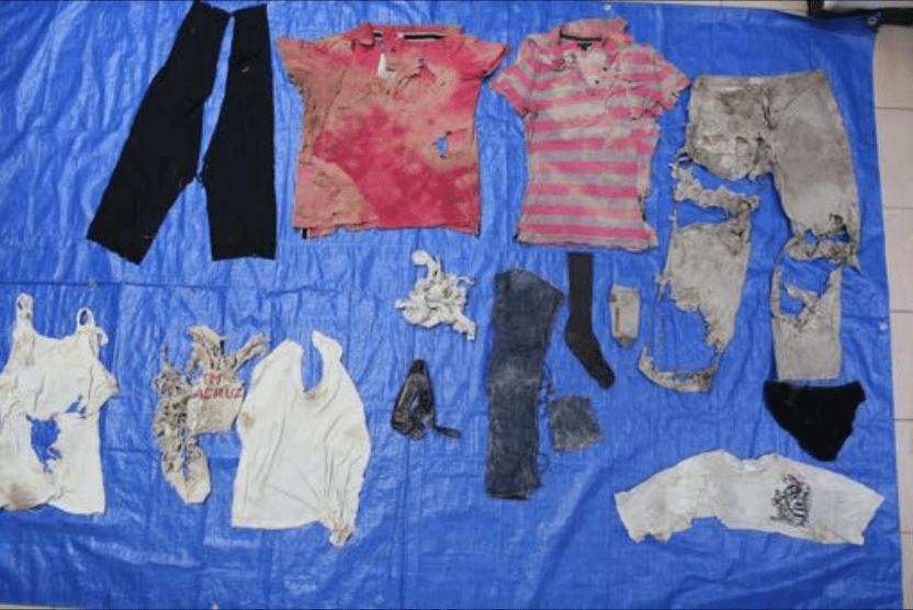 Difunden registro de ropa encontrada en fosas de Veracruz  aa4cb70c5fd8f