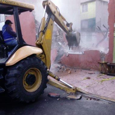 Todo en lo que se ha gastado el dinero para la reconstrucción