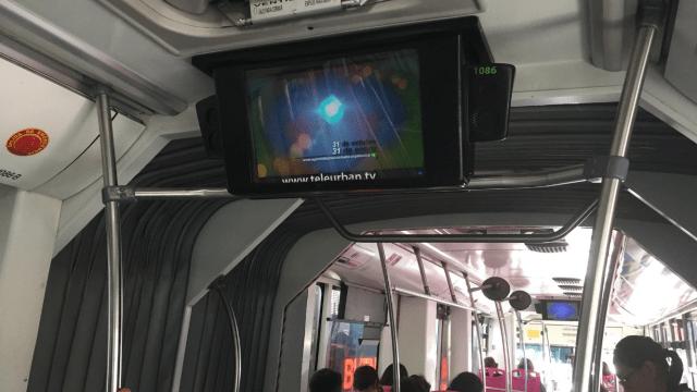 Medios, Metrobús, Metro, Acoso en el transporte