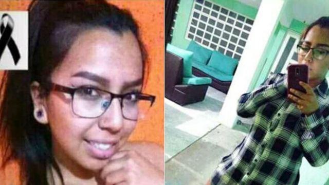 Miranda Hernández, CCH Oriente, Feminicidio