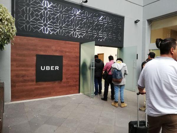 Centro de Atención para socios, de Uber