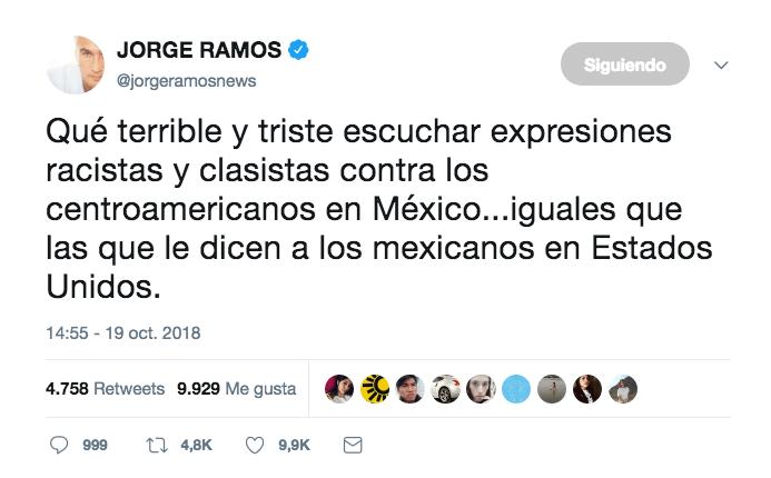 Migrantes México Xeonofobia Racismo