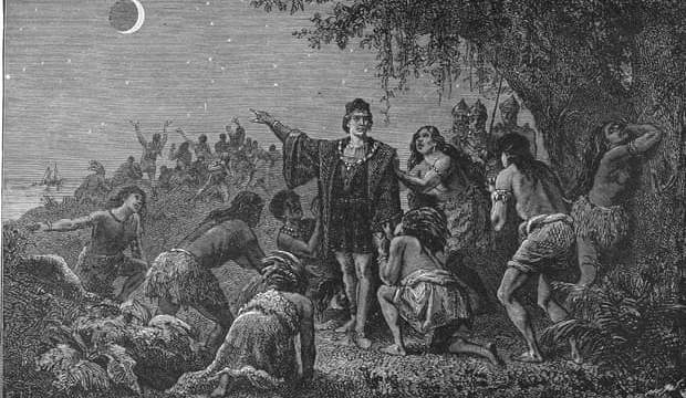 ¿Por qué seguimos celebrando el 'descubrimiento' de Colón?
