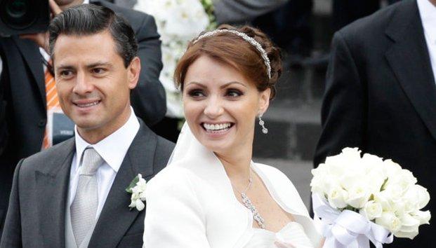 Peña Nieto Rivera Divorcio Gaviota EPN
