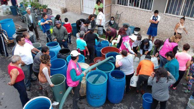 ¿El problema es falta de agua o desigualdad?