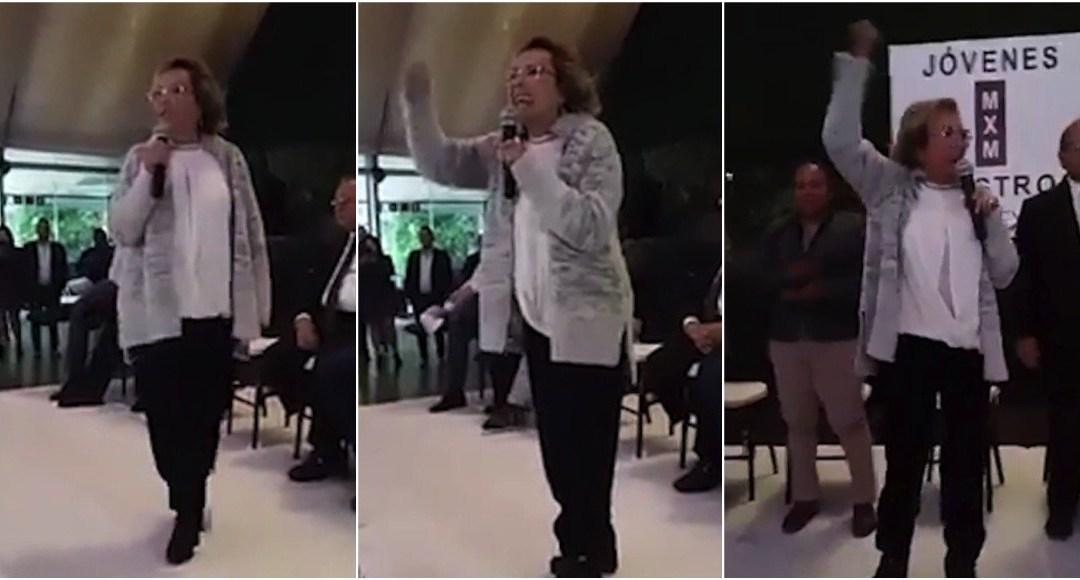 Elba Esther Gordillo dice ser la verdadera presidenta del SNTE