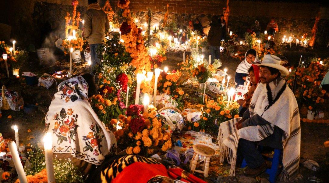 Día de Muertos es más español que indígena