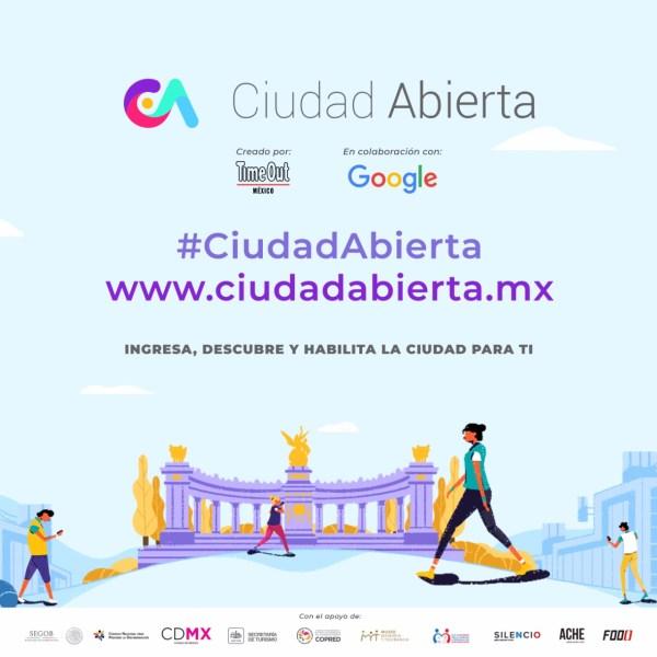 Ciudad Abierta, la plataforma para conocer la ciudad que no discrimina