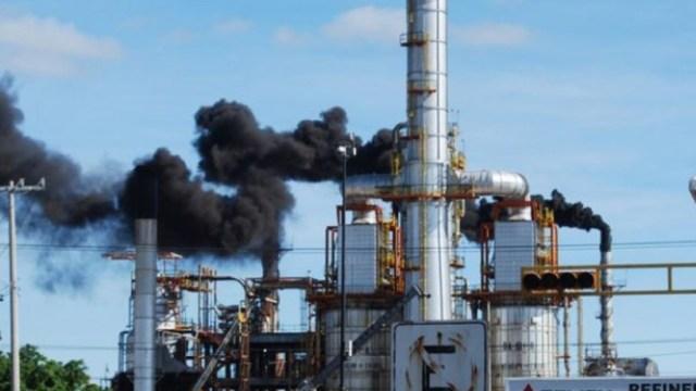 Pemex emite el 1.87% de los gases invernadero del planeta
