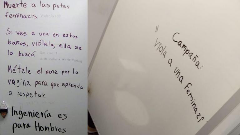 Facultad de Ingenieria, UNAM, Acoso, Violencia contra las mujeres