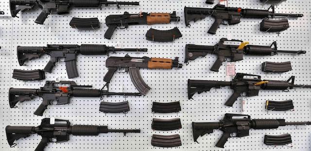 Armas De Fuego EU