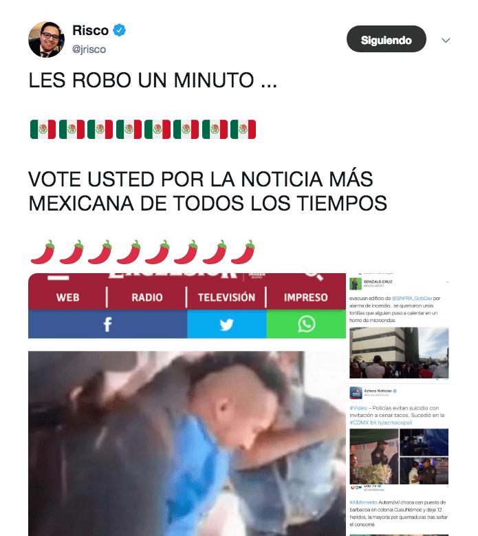 #FakeNews: ninguna madre agarró a chanclazos a hijo ladrón