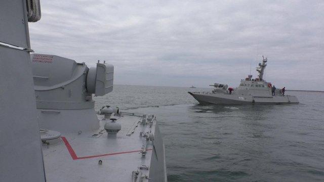 Tensión entre Rusia y Ucrania por presunta violación de aguas rusas