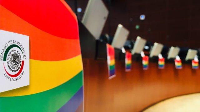 Senado garantiza seguridad social para matrimonios LGBT