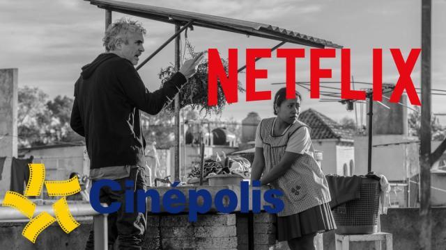 Roma, Netflix y los monopolios de distribución de películas en México