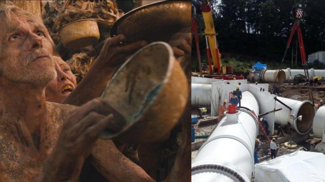 Corte de agua durará 40 horas más: Conagua