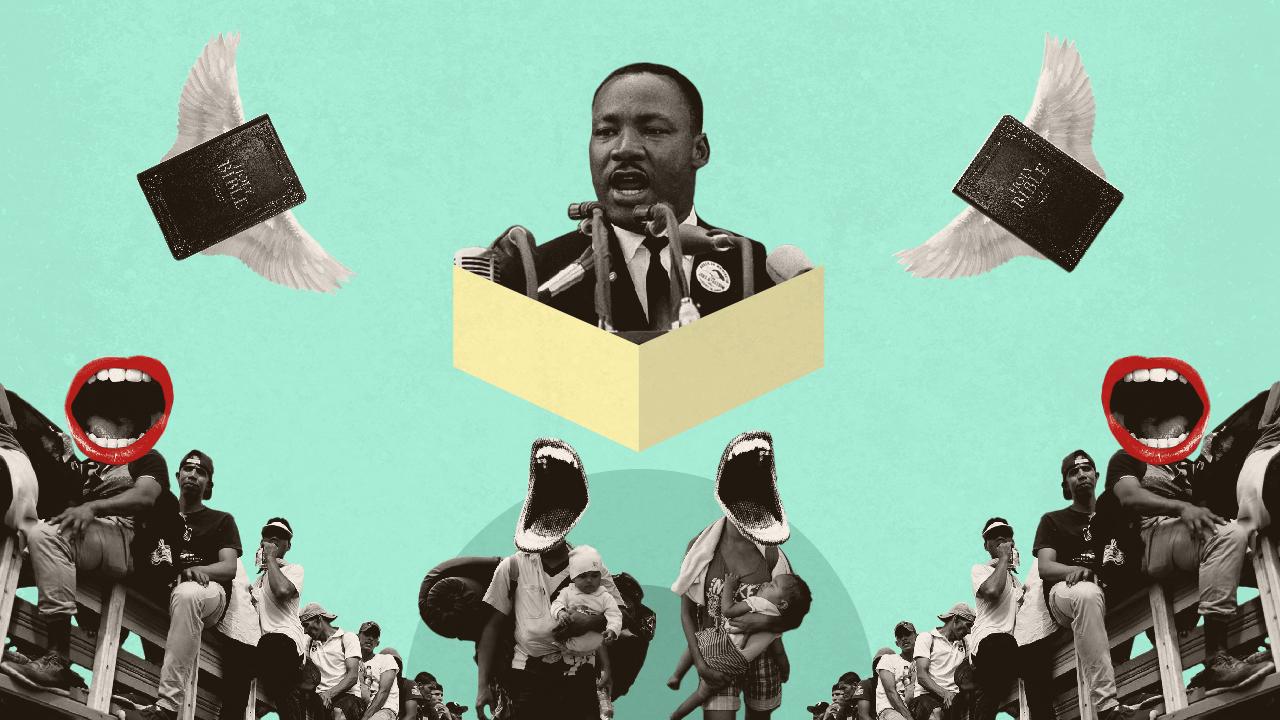El libro del Éxodo, la Carvana y los Derechos Civiles