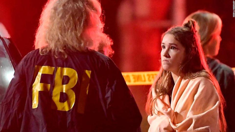 Tiroteo en California deja 12 muertos y 18 heridos