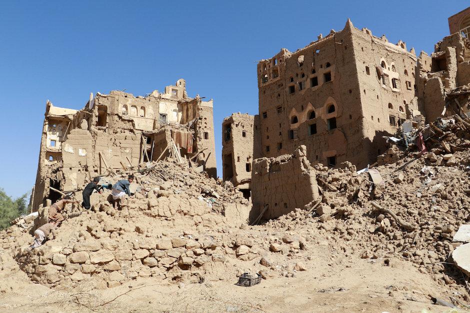 Yemen conflicto dimensiones geopolíticas