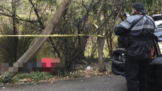 Asesinan a ciclista en Lomas de Chapultepec