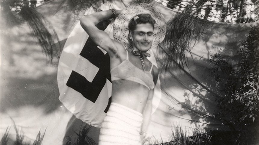 El travestismo era una práctica común entre los soldados Nazi