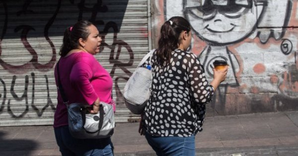 Obesidad México