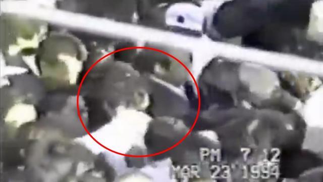 PGR hace público video completo del asesinato de Colosio