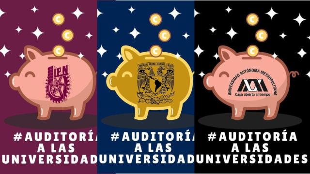 Exigen auditorías a universidades, UNAM dice que son bots