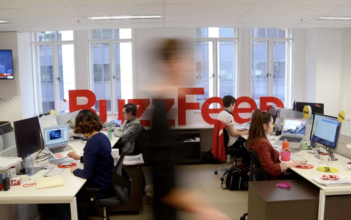 Al menos tres razones por las que cerró Buzzfeed News México