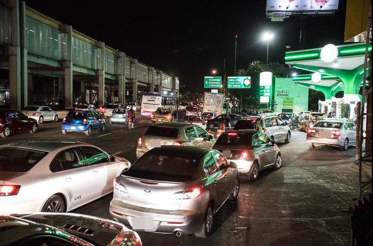 Google te dice qué gasolineras tienen gasolina y cuáles no