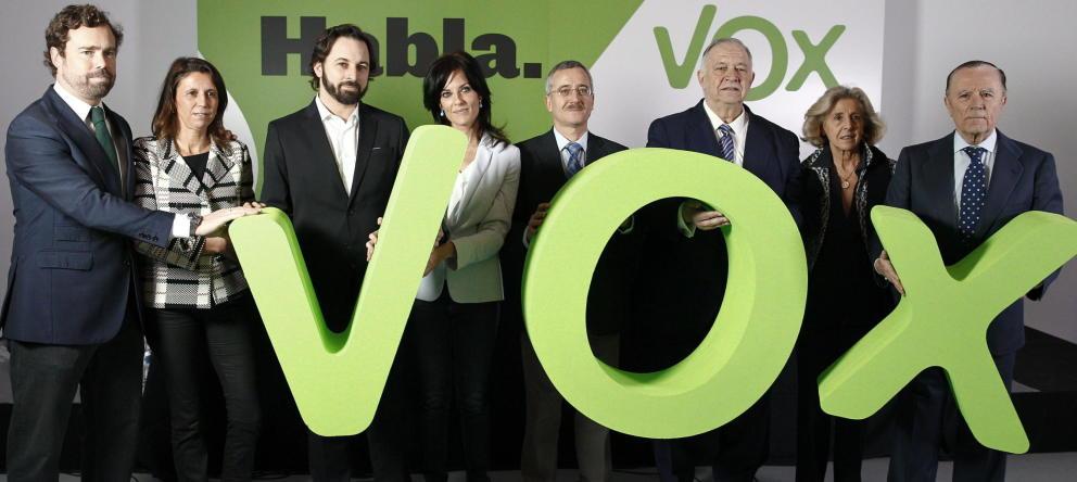 Hay que poner atención a Vox, la ultraderecha de España
