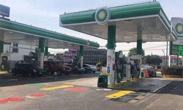 desabasto gasolineras
