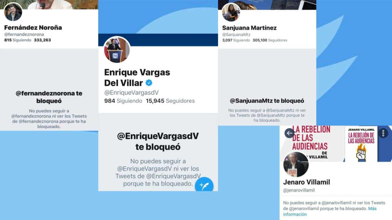 Funcionarios públicos no pueden bloquear en Twitter