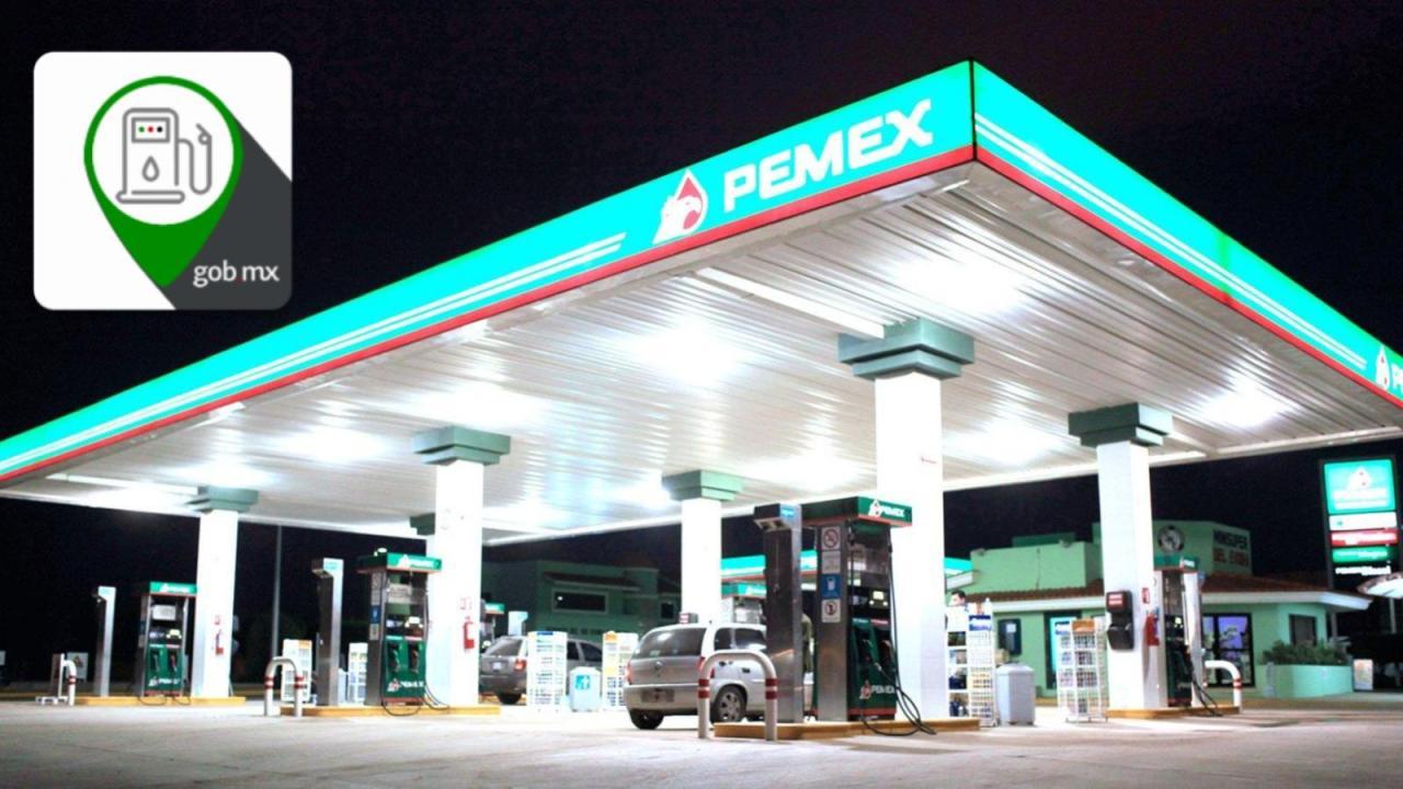 Gasoapp: aplicación del gobierno para encontrar gasolina