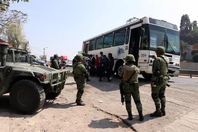 Operativo, Asaltos, México, Pachuca, Robo, Estado de México