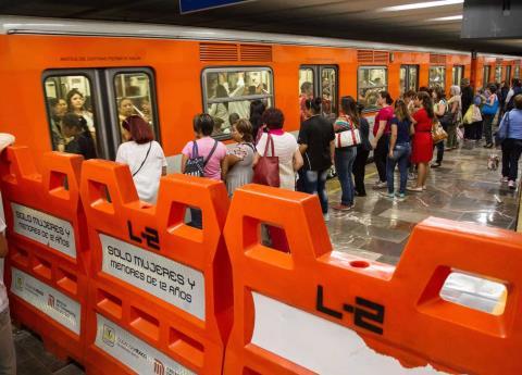 Se disparan denuncias de acoso y violencia sexual en el Metro